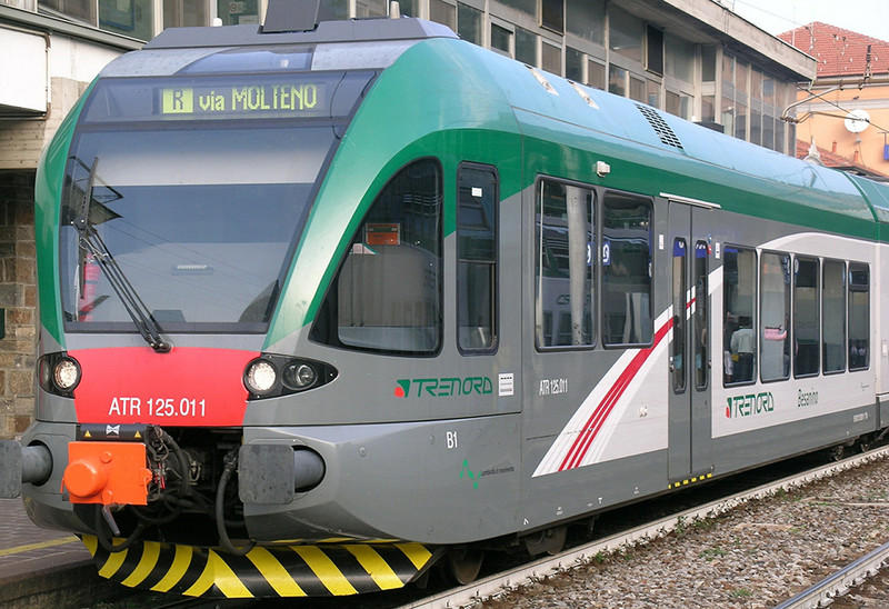 Test systems for the railway industry - WEETECH GmbH
